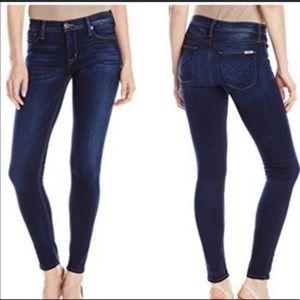HUDSON Nico Midrise Super Skinny Denim Jeans
